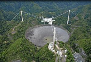 carl kruse - arecibo telescope