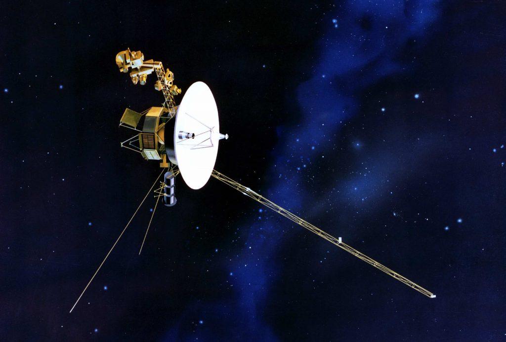 Carl Kruse blog - image of Voyager