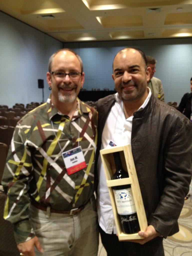 Carl Kruse and Jon Jenkins SETI